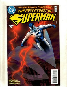 Lot of 12 Superman Comics #549 550 551 552 553 554 555 556 557 558 559 560 GK38
