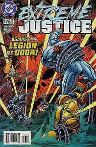 Extreme Justice #17 FN; DC | save on shipping - details inside