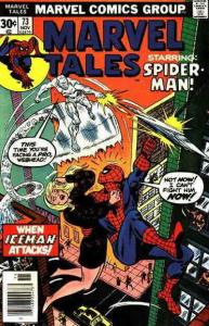 Marvel Tales (2nd Series) #73 FN; Marvel | save on shipping - details inside