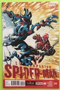 SUPERIOR SPIDER-MAN 19 SPIDER-MAN 2099 MARVEL 2013