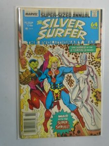 Silver Surfer Annual #1 4.0 VF (1988 2nd Series)