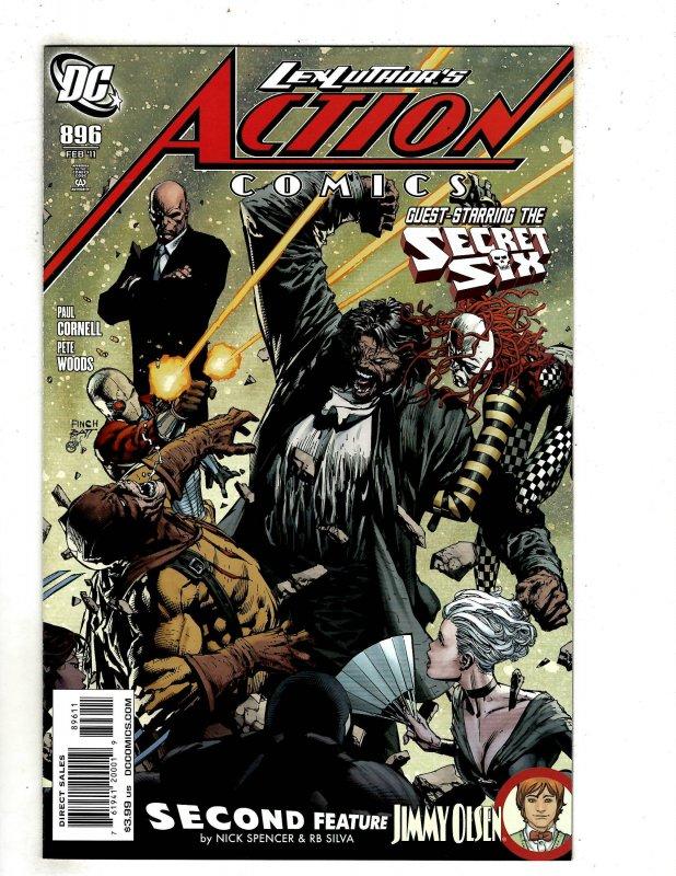 Action Comics #896 (2011) OF42