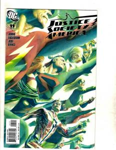 11 Justice Society DC Comic Books # 11 12 13 14 15 16 17 18 19 20 Annual 1 CJ9