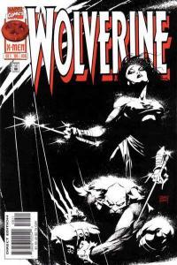 Wolverine (1988 series) #106, NM (Stock photo)