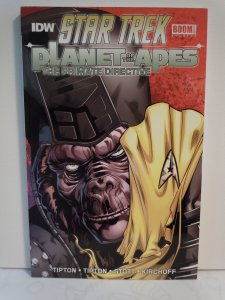 Star Trek/ Planet of the Apes: The Primate Directive  TPB