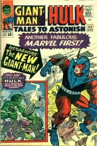 Tales to Astonish (Vol. 1) #65 GD; Marvel | low grade comic - save on shipping -