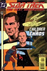 Star Trek: The Next Generation (1989 series) #59, NM (Stock photo)