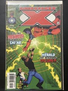 Mutant X #14 (1999)