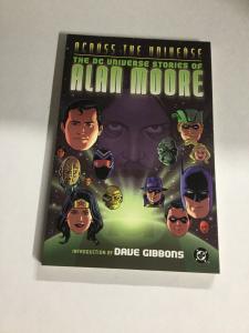 Across The Universe Stories Of Alan Moore Nm Near Mint DC Comics SC TPB