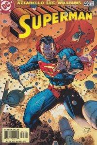 Superman (1987 series) #205, NM (Stock photo)