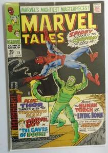 Marvel Tales (Marvel) #15, Folded 3.0 (1968)