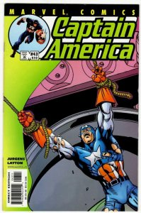 CAPTAIN AMERICA #43 (VF/NM) No Resv! 1¢ Auction! See More!!!