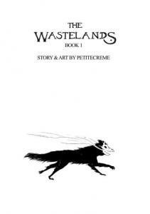 Wastelands #1, NM + (Stock photo)
