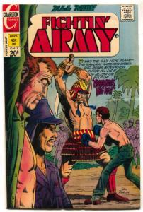 Fightin' Army #106 1972- Hirohito's Big Day VG/FN