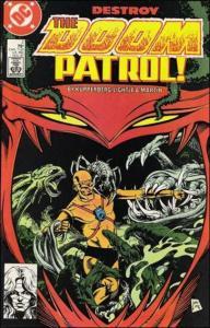 DC DOOM PATROL (1987 Series) #2 VF/NM