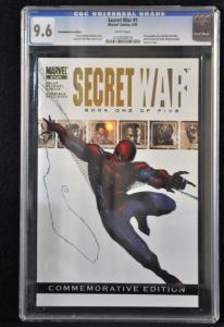 Secret War #1 (Marvel, 2004)