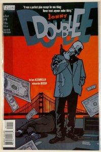 JONNY DOUBLE #1, NM+, Brian Azzarello, Risso, Vertigo, 1998 more in store