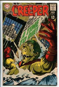 BEWARE THE CREEPER #6 1969-DC COMICS-STEVE DITKO ART-GIL KANE COVER-VF+