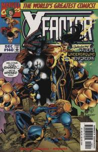 X-Factor #140 VF/NM; Marvel | save on shipping - details inside
