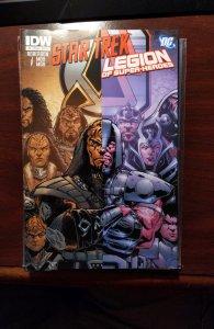 Star Trek/Legion of Super-Heroes #3 (2011)