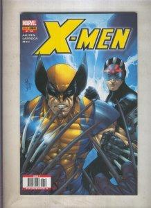 X Men publicacion mensual numero 114