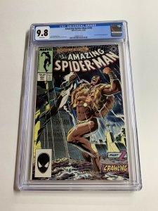 Amazing Spider-Man #293 CGC graded 9.8