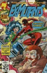 Ex-Mutants (Malibu) #8 VF/NM; Malibu   save on shipping - details inside