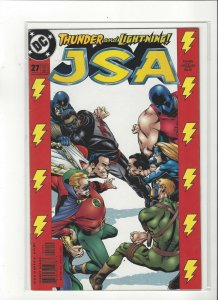 JSA #27 DC Comics  NM