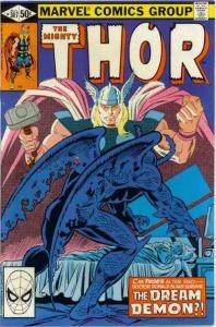 Thor (1966 series) #307, Fine+ (Stock photo)