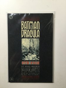 Batman And Dracula Red Rain Tpb Sc Softcover Near Mint Nm Dc Comics Elseworlds