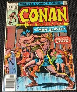 Conan the Barbarian #80 (1977)