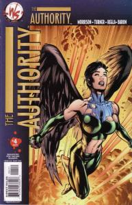 Authority, The (Vol. 2) #4 VF/NM; WildStorm | save on shipping - details inside