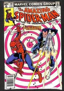 The Amazing Spider-Man #201 (1980)