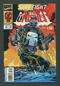 Punisher #82 / 8.5 VFN+  September 1993