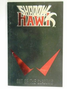 Shadowhawk Out of the Shadows TPB SC 4.0 VG (1993 Image)