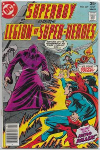 Superboy and the Legion of Super-Heroes   #229 GD