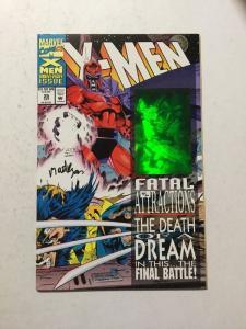 X-Men 25 NM Signed By Matt Ryan W/O C.O.A.