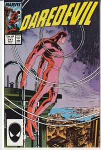 Daredevil(vol. 1)# 241   Spawn/Spiderman's Todd McFarlane does Daredevil !