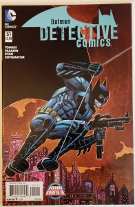 DETECTIVE COMICS  (2011 Series)  (DC NEW52) #51 ROMITA NM 9.4 Comics Book!