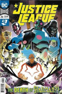 Justice League (2018 series) #26, NM + (Stock photo)
