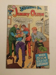 Superman's Pal Jimmy Olsen 132 Gd Good 2.0 Dc