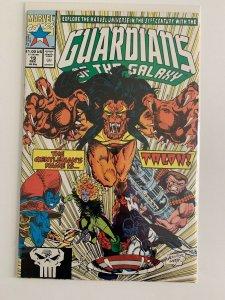 Guardians of The Galaxy #19 Talon Marvel Comics NM