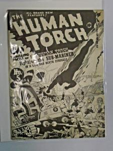 Flashback #2 Human Torch 5 8.5 VF+ (1941 1971)