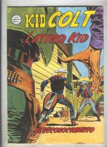 Kid Colt numero 11: El reconocimiento (numerado 3 en trasera)