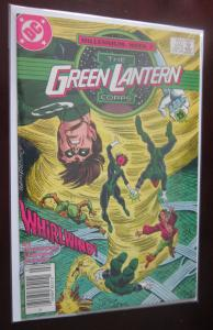 Green Lantern (1988 1st Series DC) #221, 8.0/VF
