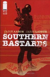 Southern Bastards #14 VF/NM; Image | save on shipping - details inside