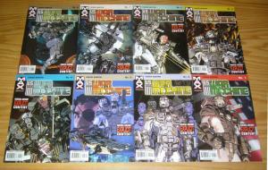 U.S. War Machine #1-12 VF/NM complete series - marvel max - iron man spin-off