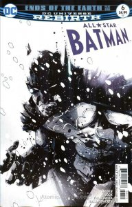 All-Star Batman #6 VF/NM; DC   save on shipping - details inside