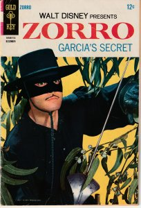 Zorro(Gold Key)# 8