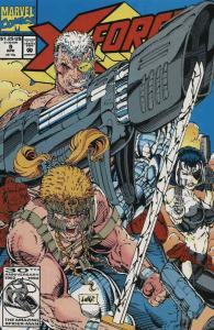 X-Force #9 VF/NM; Marvel | save on shipping - details inside